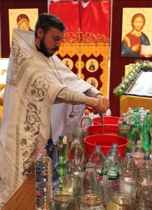 Weiterlesen: Крещенский водосвятный молебен