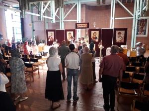 Weiterlesen: Богослужения каждые выходные