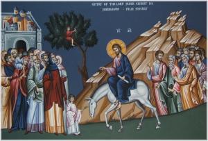 Weiterlesen: Вход Господень в Иерусалим